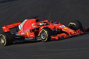 Formel-1-Test Barcelona: Vettel eröffnet zweite Woche mit Bestzeit