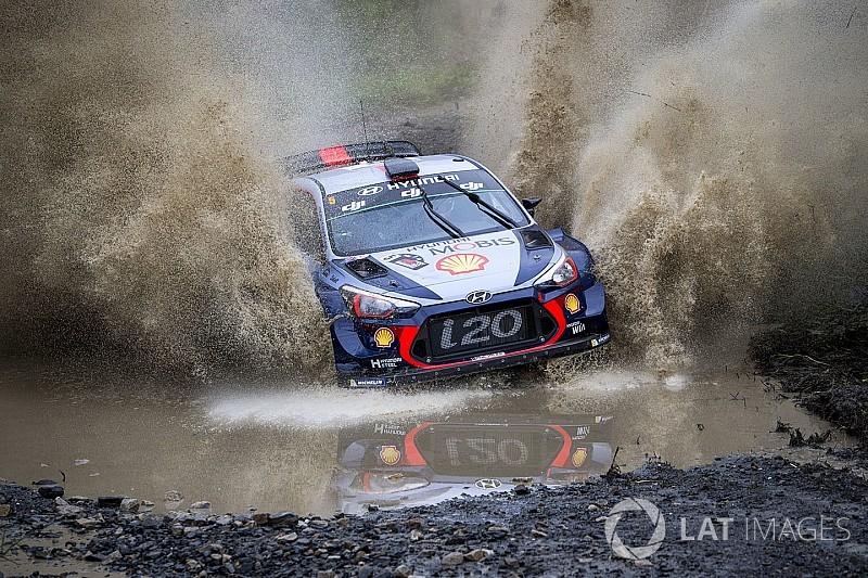 WRC豪州2日目:ミケルセンらの脱落によりヌービル首位、ラトバラ2番手へ