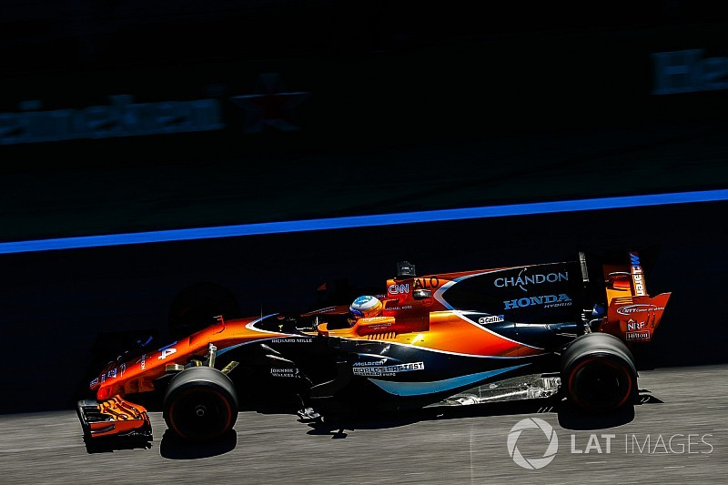 Pirelli cancella i test in Brasile con la McLaren per motivi di sicurezza