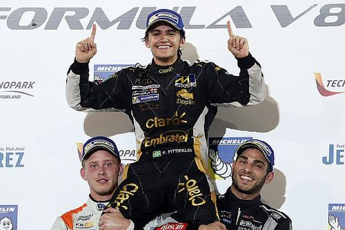 Pietro Fittipaldi mantenía opciones de entrar a Sauber