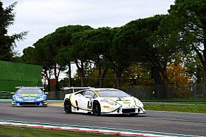 Lamborghini World Final: Nemoto/Abbate win first Europe race