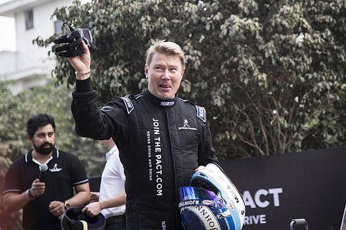 Hakkinen, Mercedes'in ve Hamilton'ın sezona yaklaşımlarını övdü
