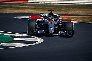 Mercedes organise deux jours d'essais à Silverstone