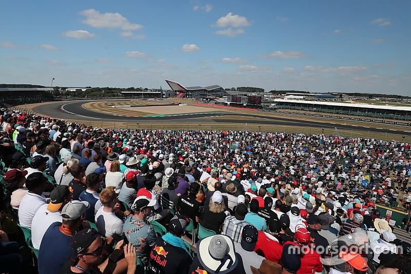 Sulle tribune della F1 oltre 4 milioni di appassionati nei 21 GP della stagione 2018