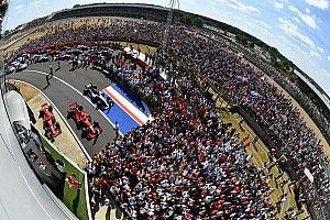 Formel 1 Silverstone 2018: Die Foto-Highlights am Sonntag