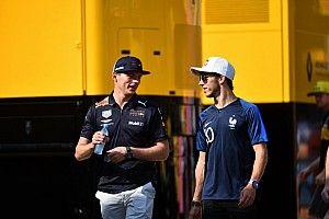 Havas gokartozással hangol az új szezonra Verstappen és Gasly