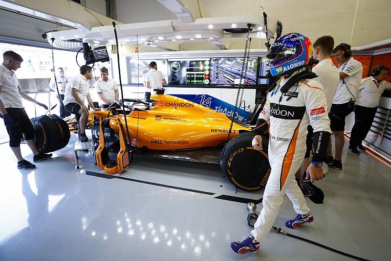 "Alonso: ""Habrá una batalla intensa, puedes caer en Q1 o ser 7º"""