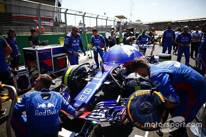 Equipes de F1 apoiam eliminação dos cobertores de pneus