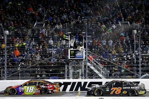 Truex cautious in Martinsville finish: 'I don't want any enemies'