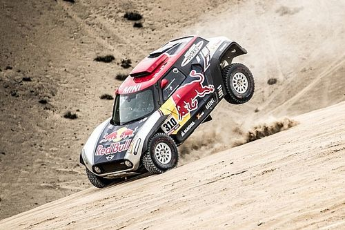 Dakar: il nuovo Buggy della X Raid stupisce nella prima tappa