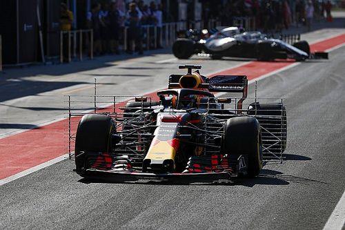 Ergebnis: Formel-1-Test Budapest, Tag 1