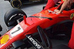 F1-es technikai képgaléria a Magyar Nagydíjról: Hungaroring