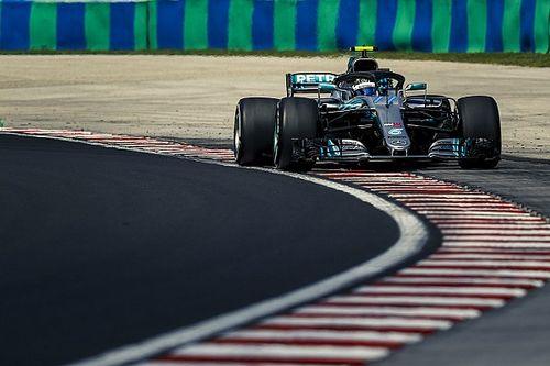 Боттас отказался признавать свою вину в обоих столкновениях в конце Гран При Венгрии