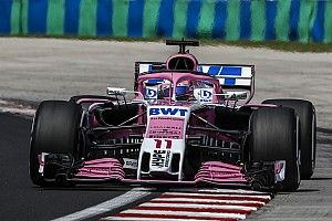 Force India sous administration judiciaire