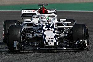 Giovinazzi veut un baquet F1 pour 2019