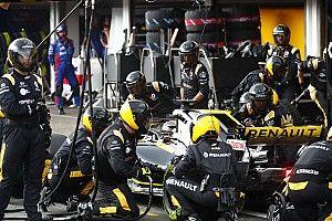 Renault оштрафовали за необычное нарушение в тренировке