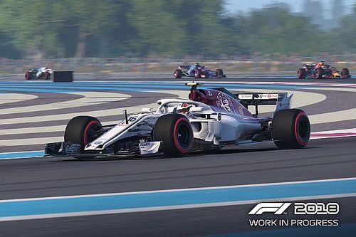 В игре F1 2018 будет меняться регламент. Это повлияет на систему разработки машины