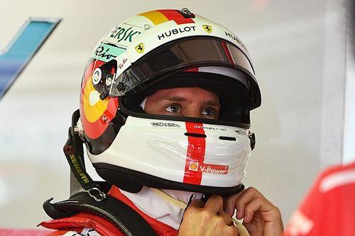 Fotostrecke: Sebastian Vettels Spezialhelm für Hockenheim