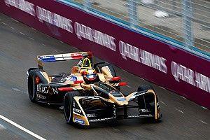 Вернь отбил жесткие атаки ди Грасси и выиграл последнюю гонку сезона Формулы E