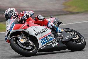 MotoGP 2017 in Sepang: Dovizioso schlägt am Freitag Marquez