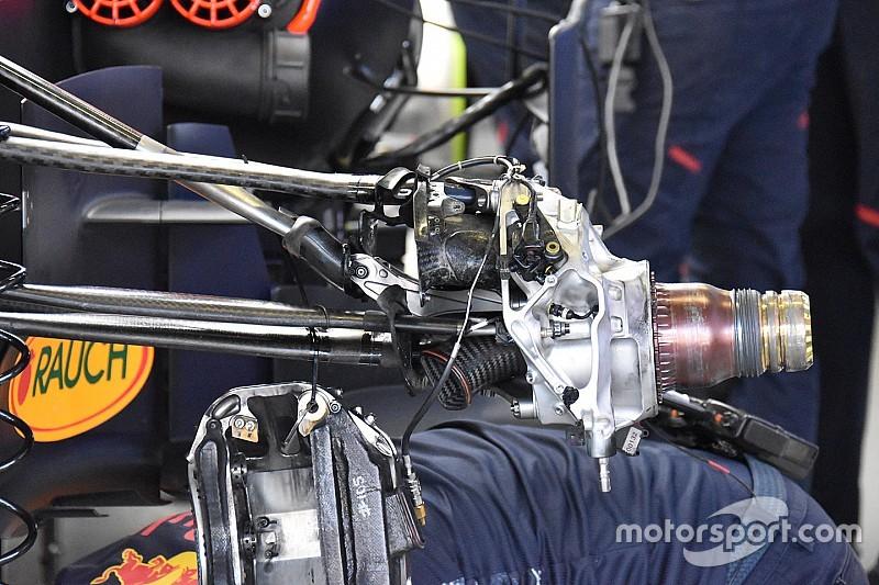 Red Bull: c'è una sospensione che fa volare Verstappen?
