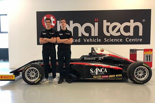 BhaiTech e i gemelli Famularo insieme per la F.4 Italia 2018