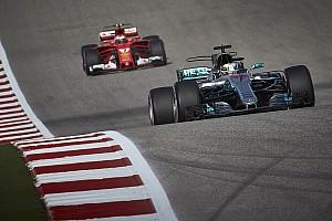 Хэмилтон выиграл в Остине и принес Mercedes Кубок конструкторов