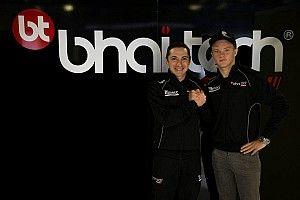 Petr Ptacek con BhaiTech nel Tricolore Formula 4 2018