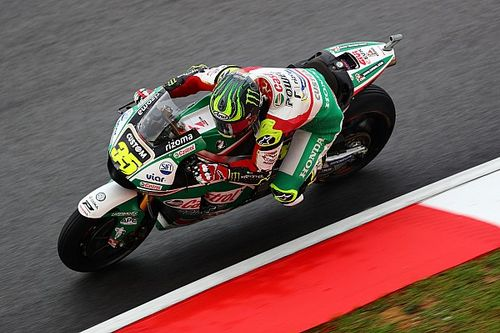 """Misshapen"" rear tyre behind Crutchlow's Sepang disaster"