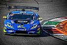 Lamborghini Super Trofeo Postiglione et Basz se vengent de la déception de la veille