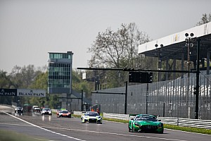 GT World Challenge cancels Monza season opener