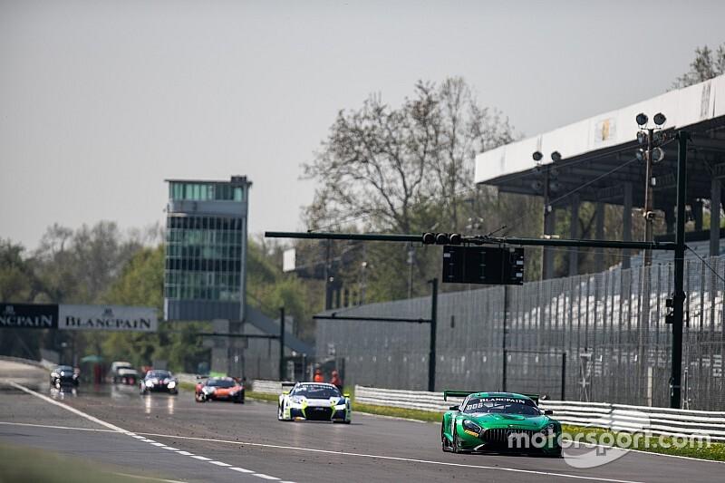 GT World Challenge cancels Monza season opener