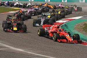 Формула 1 2021 року може знищити дворівневі гонки