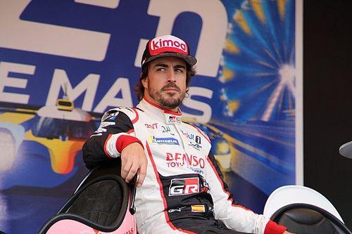 Au Mans, la modestie du roi Alonso