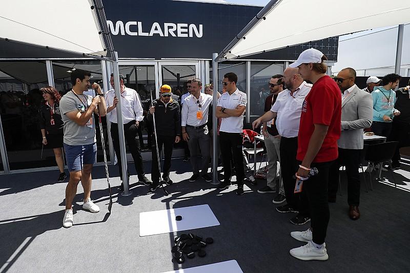 Bizakodva várja a McLaren a francia megmérettetést