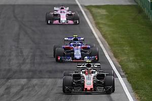 Les designers des F1 2019 vont