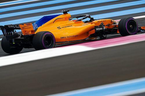 McLaren no logra ver sus problemas aerodinámicos en el túnel de viento