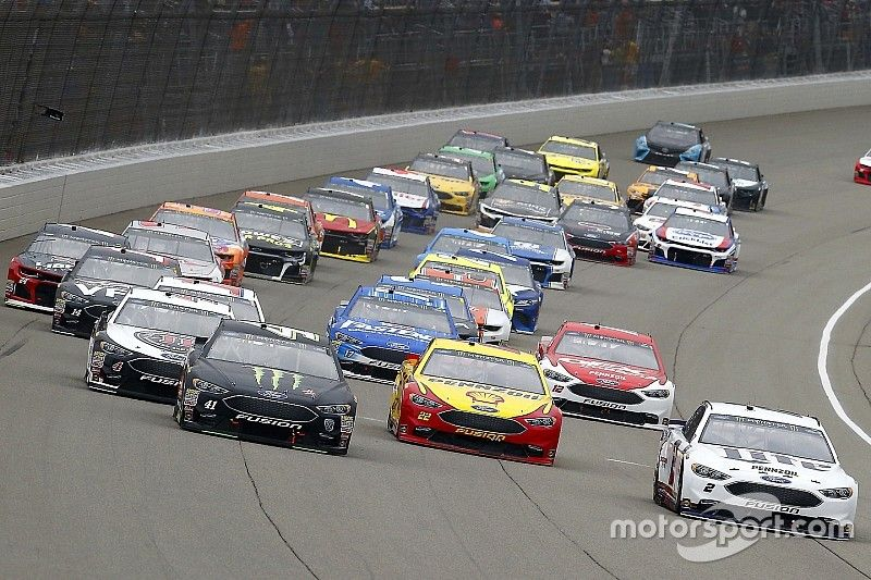 NASCAR prohibits all members from gambling on its events