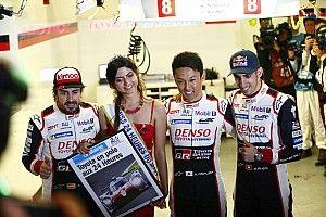 """Alonso: """"Kazuki è stato eccezionale. Ho voluto girare di notte col bagnato"""""""