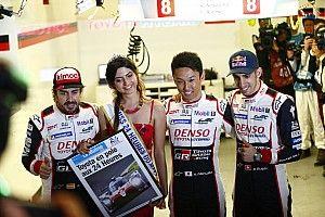 Le Mans: Nakajima bezorgt Toyota pole voor 86ste editie