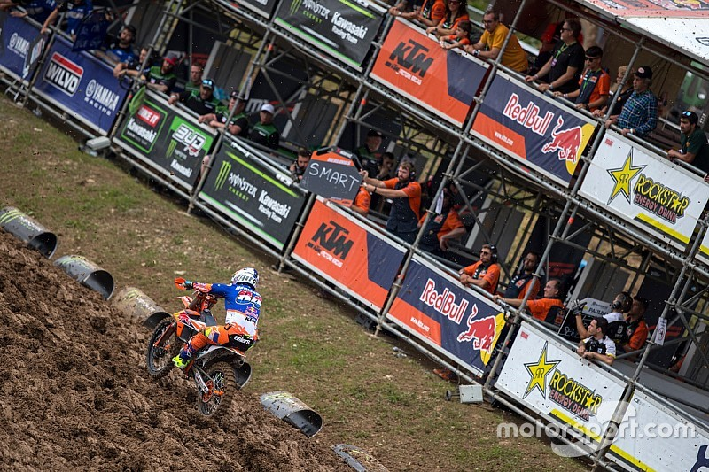 MXGP Frauenfeld: Galibiyet Herlings'in, Cairoli geride kaldı