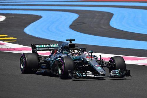 Hamilton lidera com folga segundo treino do GP da França