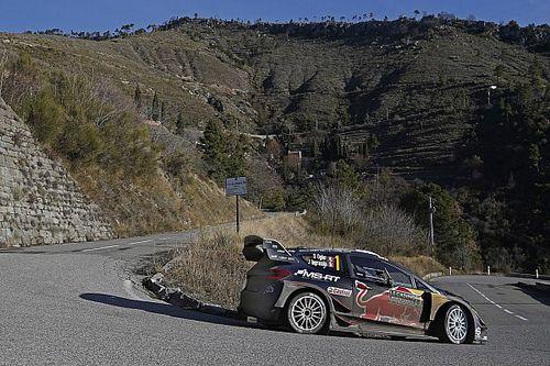 Ogier suma en Montecarlo su 5º triunfo consecutivo y arranca 2018 dominando