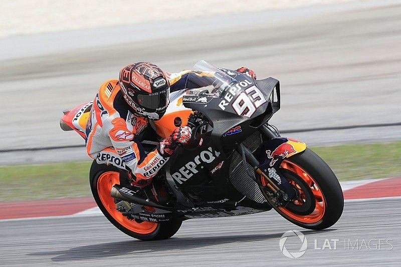 Márquez considera que avançou no desenvolvimento de Honda