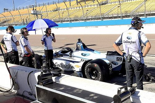 "Carlin IndyCar drivers ""surprised by how sketchy the cars are"""