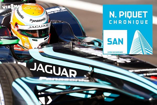 Chronique Piquet - J'ai pris un risque avec Jaguar, et ça paye