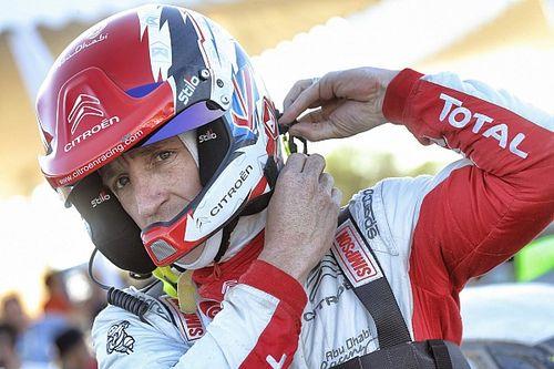 Meeke agrees WRC return deal with Toyota