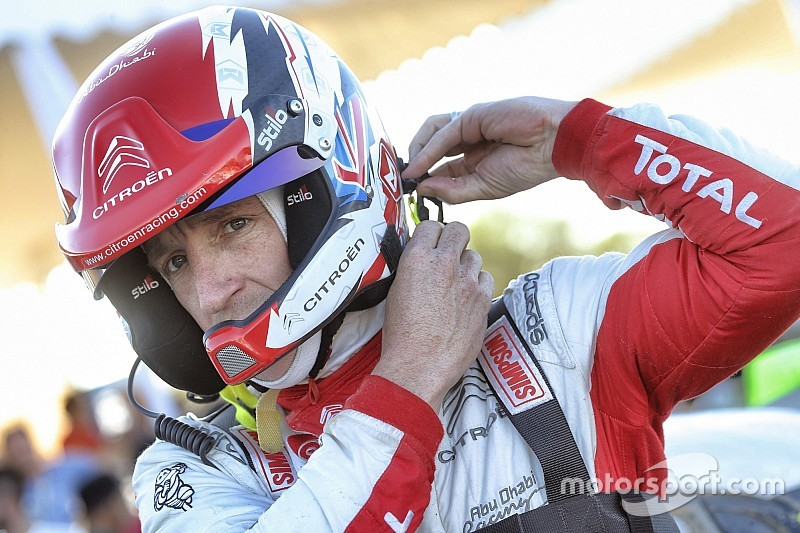 Meeke agrees WRC return deal with Toyota