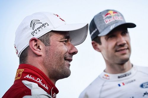La comparativa de los seis títulos entre Loeb y Ogier