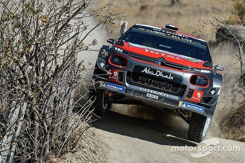 Sébastien Loeb ya es el líder del Rally México 2018